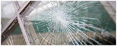 Halstead Smashed Glass